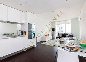 Thumbnail 2 bed flat for sale in Sky Gardens, 155 Wandsworth Road, Nine Elms