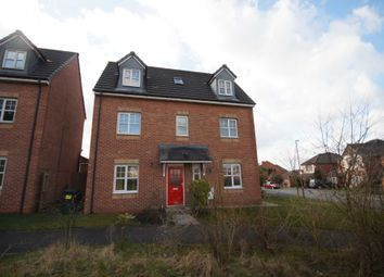 Thumbnail 4 bed detached house to rent in Burgh Wood Way, Chorley
