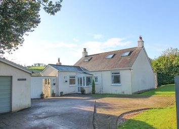 Thumbnail 4 bed detached bungalow for sale in Avonwick, Devon