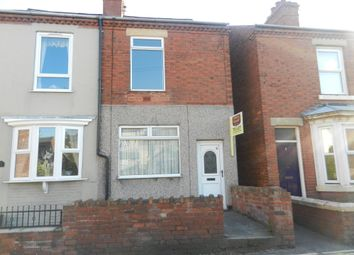 Thumbnail 2 bed semi-detached house to rent in Welbeck Street, Whitwell, Worksop
