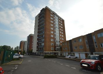 Thumbnail 1 bed flat to rent in Lakeside Rise, Manchester