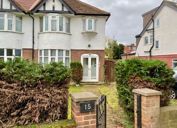 Thumbnail 4 bed semi-detached house to rent in Ruislip Road, West Ealing, London