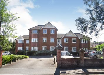 Thumbnail 2 bedroom flat for sale in Telegraph Road, West End, Southampton