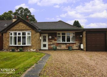 Thumbnail 2 bed detached bungalow for sale in Spinney Road, Burbage, Hinckley, Leicestershire