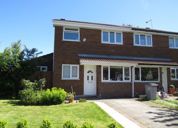 Thumbnail 3 bed semi-detached house for sale in Churn Way, Greasby, Wirral