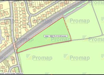 Thumbnail Land for sale in Cobblers Lane, Pontefract