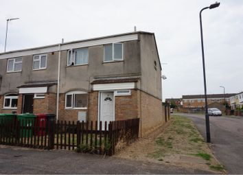 Thumbnail 3 bed end terrace house for sale in Teesdale Road, Slough