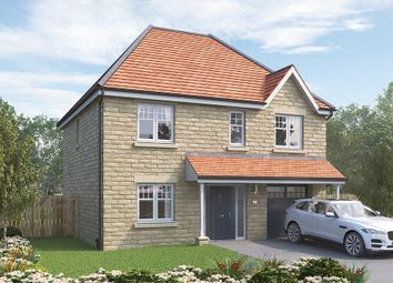 "Thumbnail 4 bed detached house for sale in ""The Rosebury "" at Boroughbridge Road, Knaresborough"