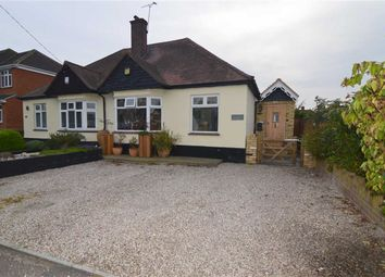 Thumbnail 3 bedroom semi-detached bungalow for sale in Rainbow Lane, Stanford-Le-Hope, Essex