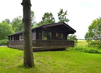Thumbnail 2 bed mobile/park home for sale in Kenwick Woods, Louth