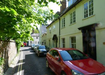 Thumbnail 2 bed terraced house for sale in Pennys Lane, Wilton, Salisbury