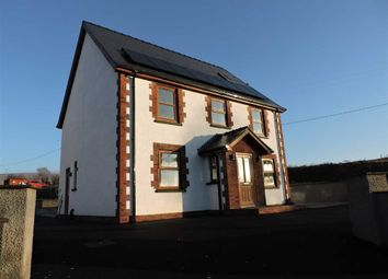 Thumbnail 5 bedroom detached house for sale in Cwmgarw Road, Upper Brynamman, Ammanford