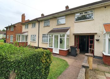 Thumbnail 2 bed terraced house for sale in Bridgeford Road, Shard End, Birmingham