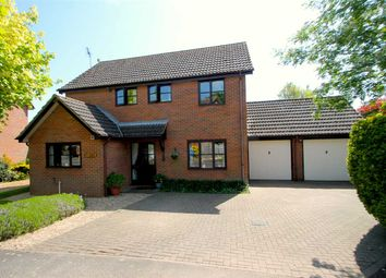 4 bed property for sale in Walnut Meadow, Kirton, Ipswich IP10