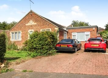 Thumbnail 3 bed detached bungalow for sale in Dene Road, Andover