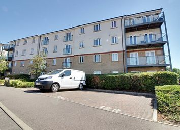 Thumbnail 2 bed flat to rent in Sorbus Road, Broxbourne, Hertfordshire