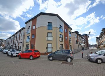 Thumbnail 2 bed flat for sale in Superb Riverside Apartment, Millennium Walk, Newport