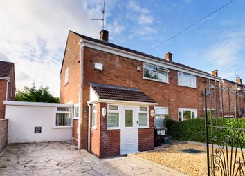 Thumbnail 2 bed semi-detached house for sale in Woolacombe Avenue, Llanrumney, Cardiff