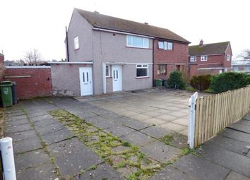 Thumbnail 2 bed semi-detached house for sale in Edgehill Road, Carlisle, Cumbria