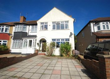 Thumbnail 3 bed end terrace house for sale in Ryefield Avenue, Hillingdon, Uxbridge