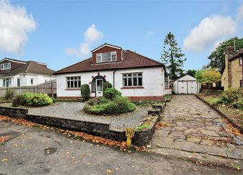 Thumbnail 4 bed detached bungalow for sale in Rhydypenau Road, Cyncoed, Cardiff