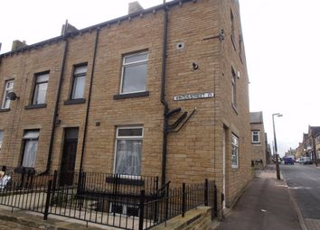 Thumbnail 2 bed end terrace house for sale in Fenton Road, King Cross, West Yorkshire