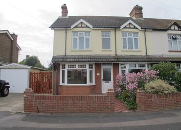 Thumbnail 4 bed semi-detached house to rent in Russell Road, Lee-On-The-Solent