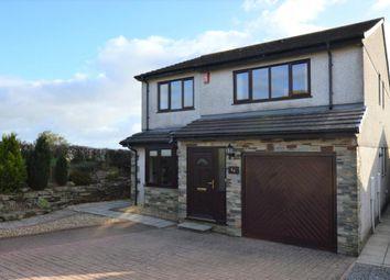 Thumbnail 4 bed detached house for sale in Trelawny Road, Menheniot, Liskeard, Cornwall