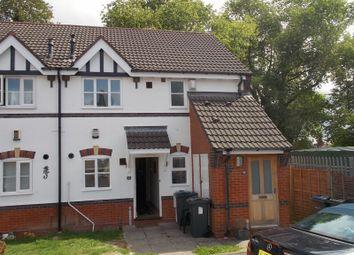 Thumbnail 1 bed maisonette for sale in Forsythia Close, Northfield, Birmingham
