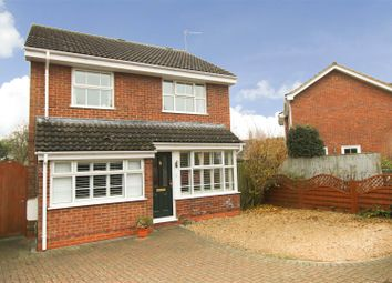 Thumbnail 3 bed detached house for sale in Anns Close, Aylesbury