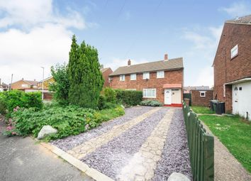Thumbnail 2 bed semi-detached house for sale in Halyard Close, Luton