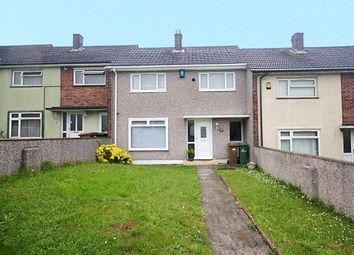 Thumbnail 3 bed terraced house to rent in Congreve Gardens, Plymouth
