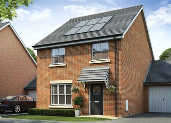 Thumbnail 4 bed semi-detached house for sale in The Woodlands, Sandy Lane, Church Crookham