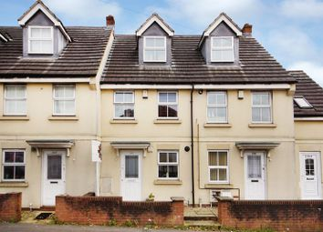Thumbnail 3 bed terraced house for sale in Whitehall Road, Whitehall, Bristol