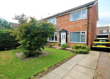 Thumbnail 4 bed detached house for sale in Staindale Close, York, Rawcliffe