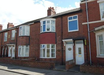 Thumbnail 3 bed flat for sale in North Road, Wallsend
