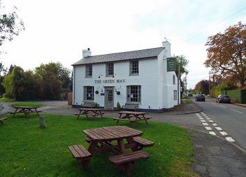 Thumbnail Pub/bar for sale in The Green Man CB3, Thriplow, Cambridgeshire