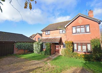 4 bed detached house for sale in Danvers Drive, Church Crookham, Fleet GU52