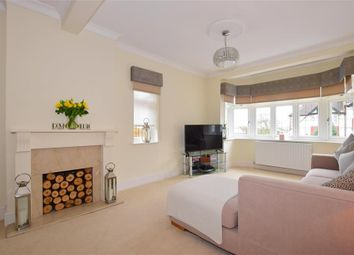 Thumbnail 4 bed detached house for sale in Sedley Rise, Loughton, Essex