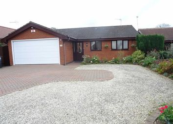 Thumbnail 3 bed detached bungalow for sale in Doctors Fields, Earl Shilton, Leicester