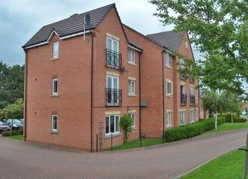 Thumbnail 1 bed flat for sale in Barons Court, Kirby Muxloe, Leicester, Leicestershire