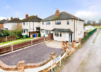 Thumbnail 3 bed semi-detached house for sale in Straight Road, Old Windsor, Windsor