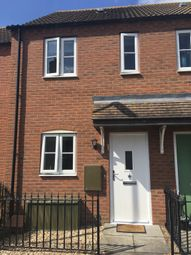 Thumbnail 2 bedroom terraced house for sale in Crowder Close, Bardney, Lincoln