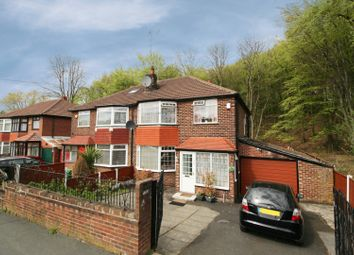 Thumbnail 3 bed semi-detached house for sale in Blackley New Road, Manchester, Greater Manchester