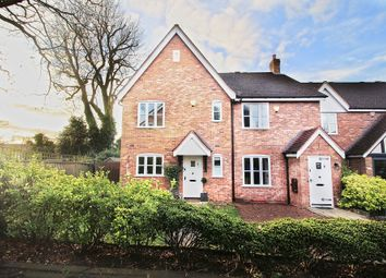 Thumbnail 3 bedroom town house for sale in Loxley Square, Solihull