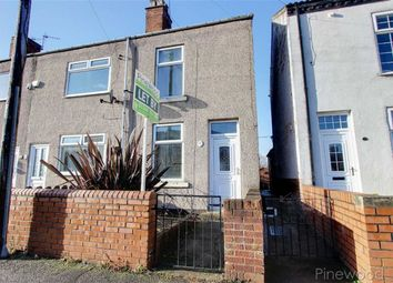 Thumbnail 3 bedroom end terrace house to rent in Coronation Road, Brimington, Chesterfield, Derbyshire