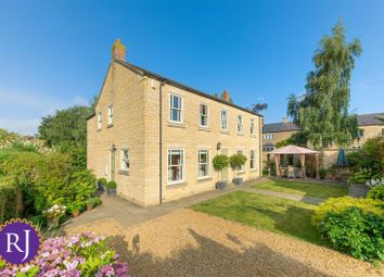 Thumbnail 5 bedroom detached house for sale in Church End, Roade, Northampton