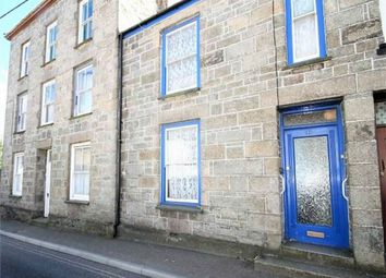 Thumbnail 2 bedroom terraced house for sale in Helston Road, Penryn