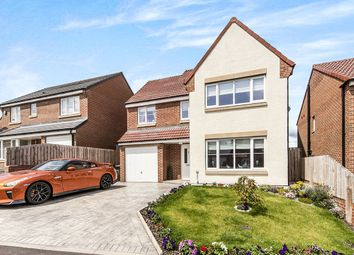 Thumbnail 4 bed detached house for sale in Garesfield, Stokesley Lodge, Sunderland