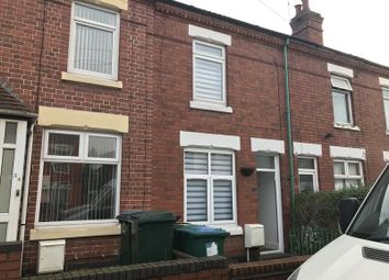 Thumbnail 4 bedroom terraced house to rent in Coventry Street, Stoke, Coventry
